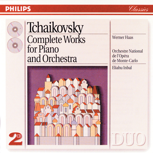 Play & Download Tchaikovsky: Piano Concertos Nos. 1/3 etc. by Werner Haas | Napster
