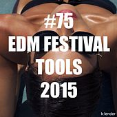 Play & Download #75 EDM Festival Tools 2015 by Various Artists | Napster