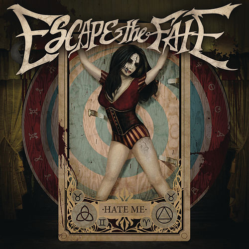 Play & Download Hate Me by Escape The Fate | Napster