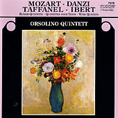 Play & Download Mozart, Danzi, Taffanel & Ibert: Wind Quintets by Orsolino Quintett | Napster
