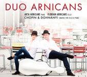 Chopin & Dohnányi: Sonatas for Cello & Piano by Duo Arnicans
