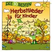 Die 30 besten Herbstlieder für Kinder von Karsten Glück Simone Sommerland