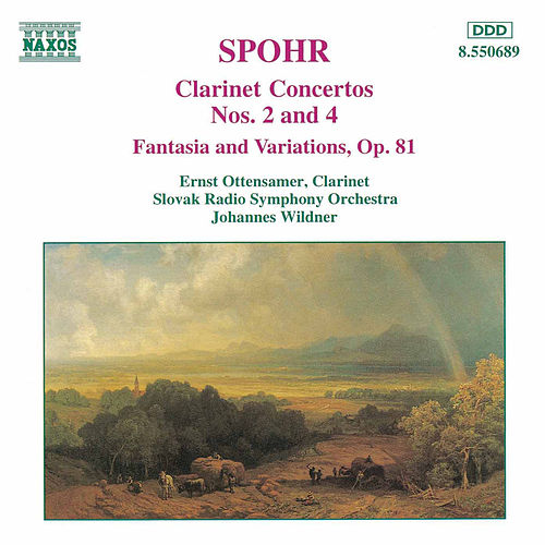 Play & Download Clarinet Concertos Nos. 2 and 4 by Louis Spohr | Napster