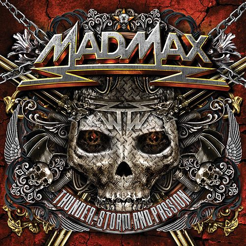 Thunder, Storm & Passion by Mad Max