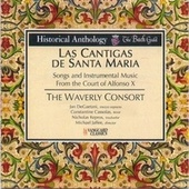Cantigas de Santa Maria by Waverly Consort