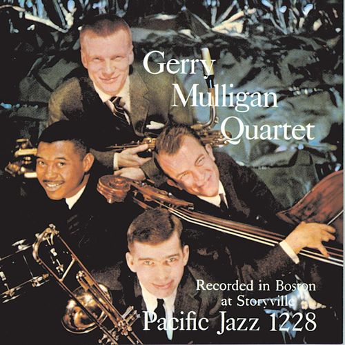 At Storyville von Gerry Mulligan