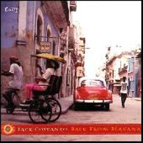 Play & Download Back from Havana by Jack Costanzo | Napster