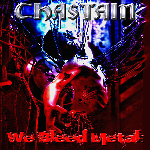 We Bleed Metal by David T. Chastain