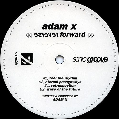 Play & Download Reverse Forward by Adam X | Napster