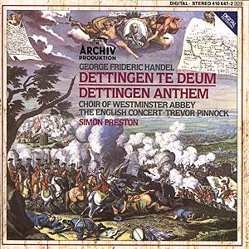 Play & Download Handel: Dettingen Te Deum; Dettingen Anthem by Various Artists | Napster