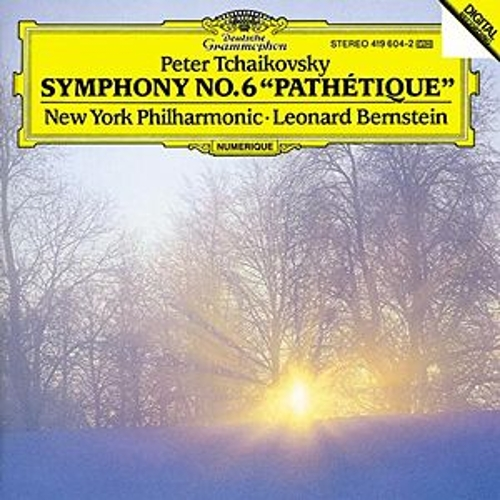 Play & Download Tchaikovsky: Symphony No.6 'Pathetique' by New York Philharmonic | Napster