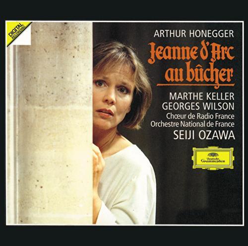 Honegger: Jeanne d'Arc au Bucher by Various Artists
