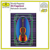 Play & Download Paganini: 24 Capricci by Salvatore Accardo | Napster