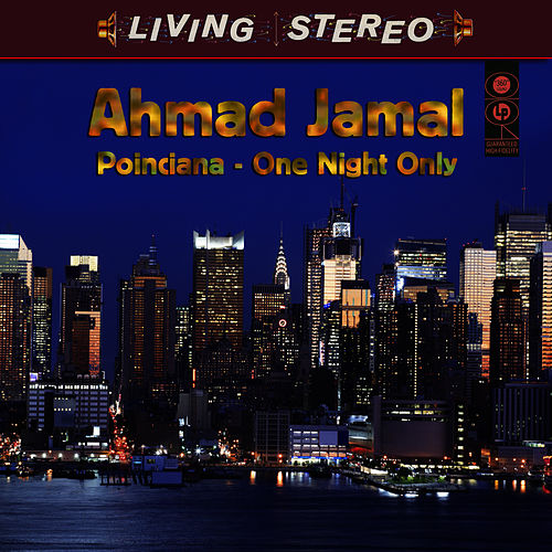 Poinciana - One Night Only by Ahmad Jamal