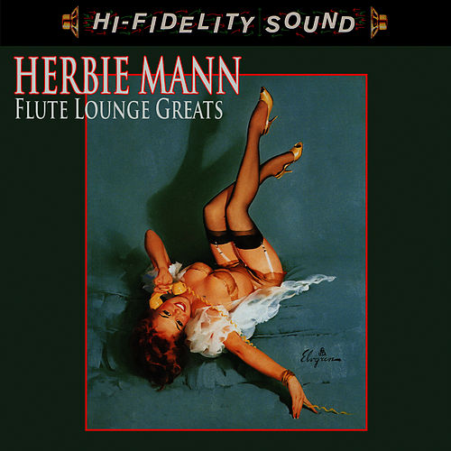 Flute Lounge Greats by Herbie Mann
