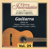 Clásicos Inolvidables Vol. 29, Guitarra by Various Artists