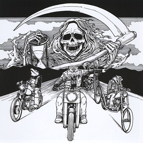 Ride With Death by Speedwolf
