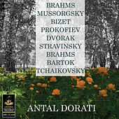Play & Download Dorati Conducts Brahms, Tchaikovsky, Mussorgsky and Others by Antal Dorati | Napster