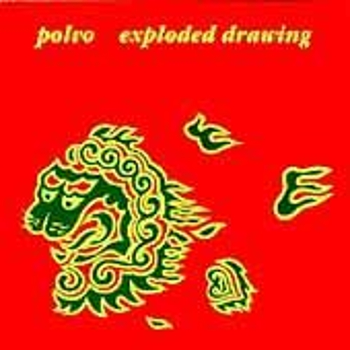 Exploded Drawing by Polvo