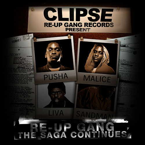 Play & Download Re-Up Gang The Saga Continues by Re-Up Gang | Napster