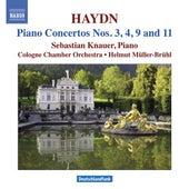 HAYDN: Piano Concertos, Hob.XVIII:3,4,9,11 by Sebastian Knauer
