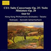 Suite Concertante Op. 25 by Cesar Cui