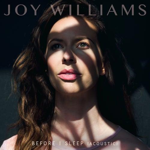 Before I Sleep (Acoustic) by Joy Williams
