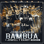 Play & Download Bambura (Remix) [feat. Jowell & Randy] by J King y Maximan | Napster