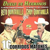 16 Corridos Matones by Various Artists