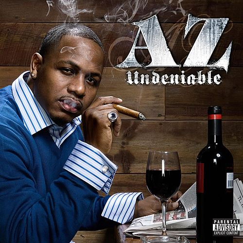 Play & Download Undeniable by AZ | Napster