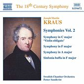 Play & Download Symphonies Vol. 2 by Joseph Martin Kraus | Napster