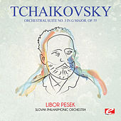 Tchaikovsky: Orchestral Suite No. 3 in G Major, Op. 55 (Digitally Remastered) by Libor Pesek