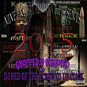 Play & Download Nine Entertainment 2015 Singles Compilation (Chopped & Screwed) by Various Artists | Napster