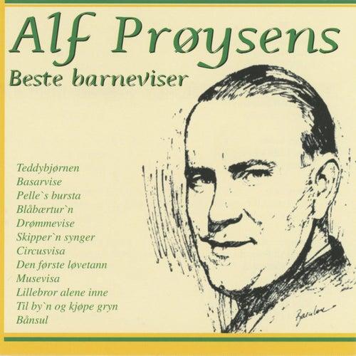 Alf Prøysens beste barneviser by Alf Prøysen