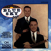 On Radio Vol. 1 by Blue Sky Boys