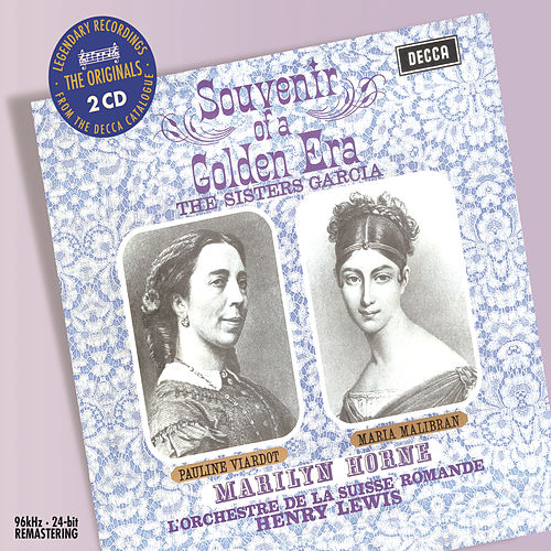 Souvenir of a Golden Era by Marilyn Horne