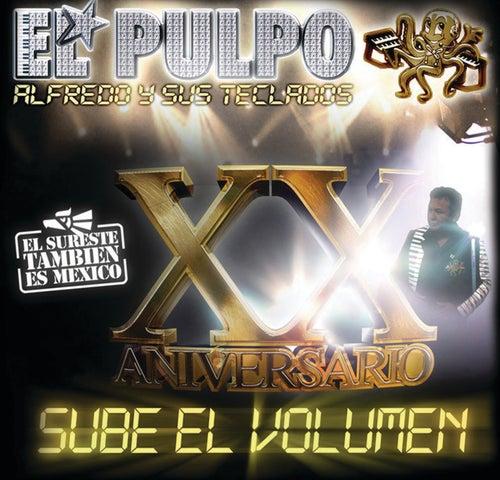 Sube El Volumen by Alfredo 'El Pulpo' Y Sus Teclados