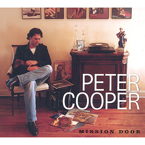 Mission Door by Peter Cooper