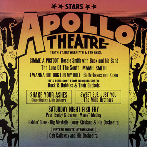 Stars of the Apollo by Various Artists