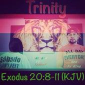 God Is King - Sabbath (feat. ToMBoy) by Trinity