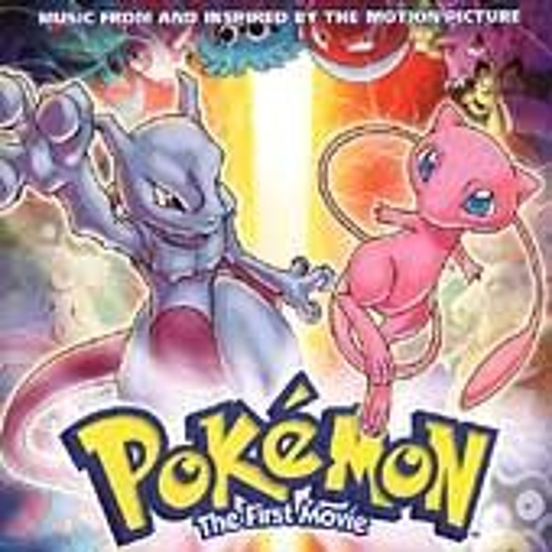 Pokemon: The First Movie by Various Artists