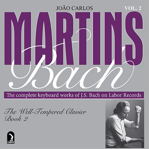 The Well-Tempered Clavier Book 2 by Johann Sebastian Bach