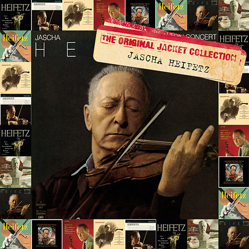 Jascha Heifetz - Original Jackets Collection by Jascha Heifetz