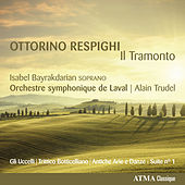 Respighi: Il tramonto by Various Artists