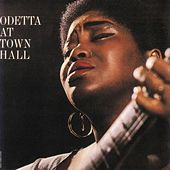 At Town Hall by Odetta