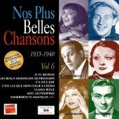 Nos plus belles chansons, Vol. 6: 1935-1940 by Various Artists