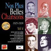 Nos plus belles chansons, Vol. 4: 1925-1930 by Various Artists