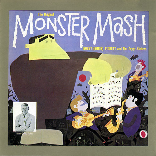 Play & Download The Original Monster Mash by Bobby