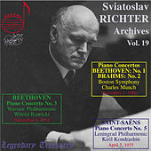 Richter Archives Vol. 19 Boston Sym. debut 11/60 by Various Artists
