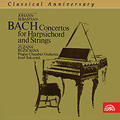 Bach: Concertos for Harpsichord and Strings - Classical Anniversary by Various Artists